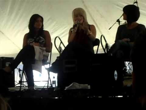 BarlowGirl on Purity and Men