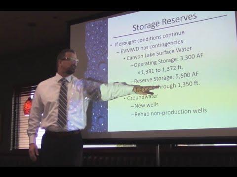 EVMWD Presentation to Wildomar Chamber of Commerce