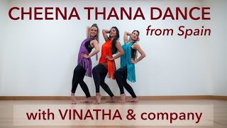 Cheena thana dance from Spain | Reviving the 90s | Vasoolraja MBBS | Kamalhassan | Vinatha & company