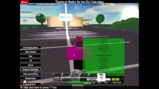 Roblox by Alu Town Life roleplay 1