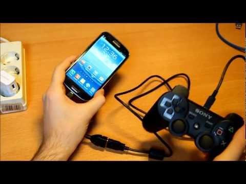 Android OTG USB Host Adapter Deutsch HD