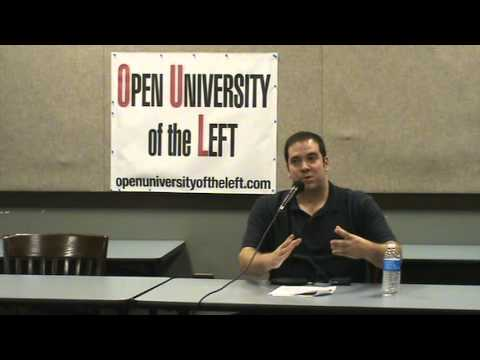 Dr. Anthony DiMaggio, The Neoliberal System, Post-2008: What Are the Impediments to Social Change?