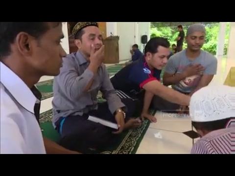 Curahan Hati Pengungsi Rohingya di Indonesia