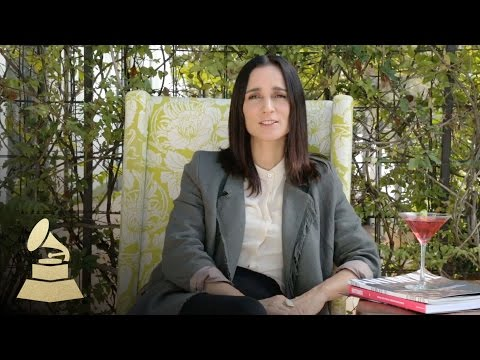 Julieta Venegas | Nomination Interview | 58th GRAMMYs
