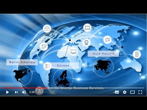 Gartner Magic Quadrant Contact Center as a Service - Subtitled