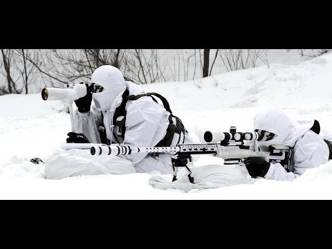 NATO Training in Lithuania - Preparing for Russian invasion 1080P