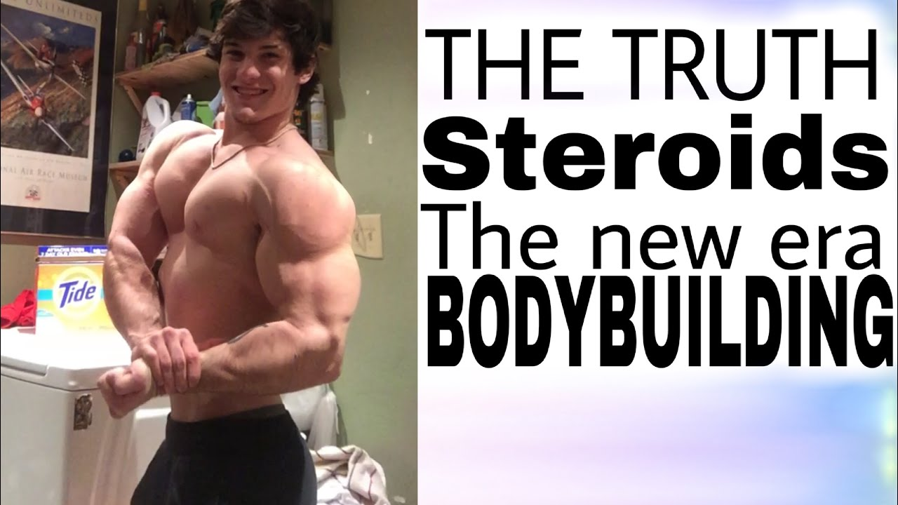 Teen Youth Bodybuilding The Real Future By Deek Aesthetic