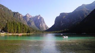 Autunno al lago di Dobbiaco / Herbst am Toblacher See