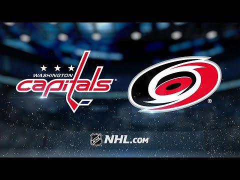 Beagle lifts Caps past 'Canes with last-second goal