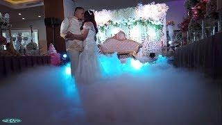 Funk Circuit™ Low Lying Nimbus Fog for a Special Wedding
