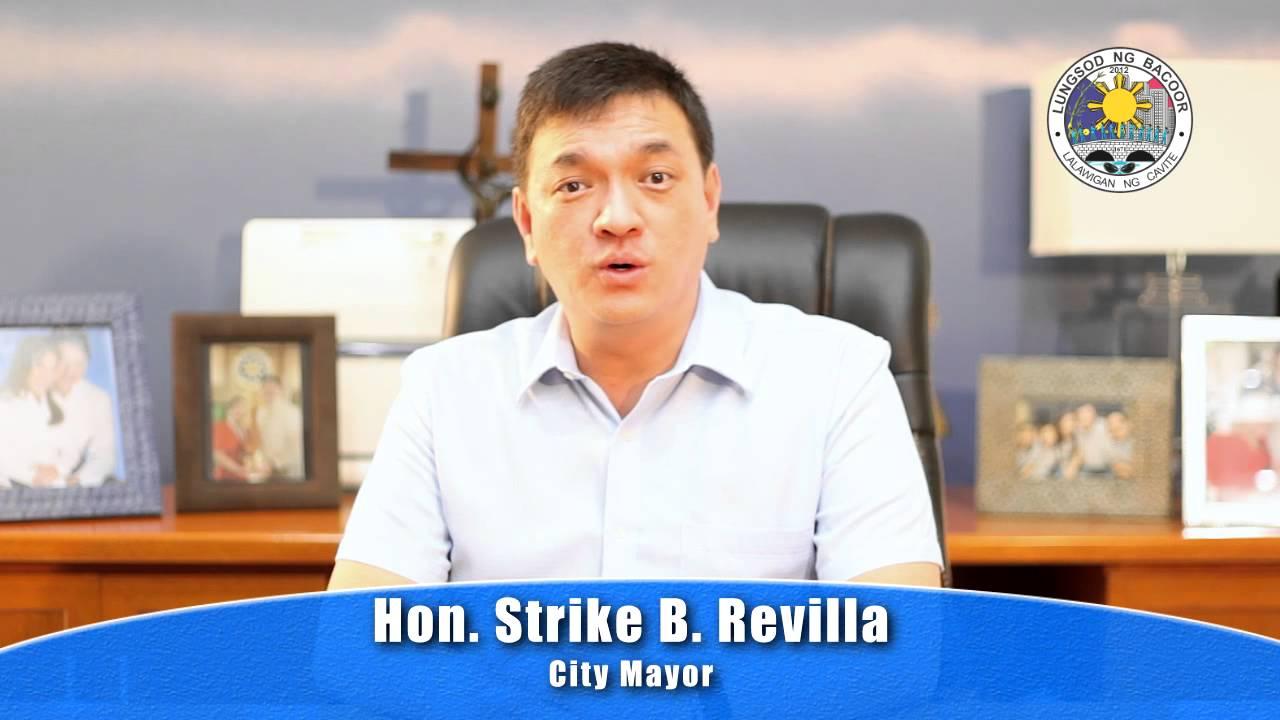 Strike Revilla