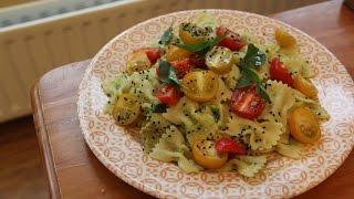 Superfood Green Pasta Salad | By Grub Garden
