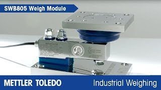 SWB805 Hygienisches MultiMount™ Wägemodul
