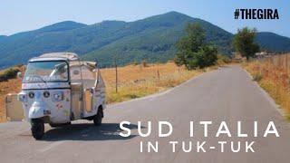 Sud Italia in tuk-tuk: documentario di viaggio