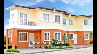 Lancaster New City Cavite Catherine House Model Dressed-up Video