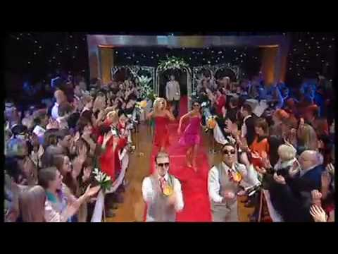 JK Wedding Entrance Dancing With The Stars Austrailia
