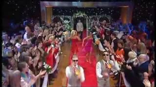 JK Wedding Entrance Dancing With The Stars Austrailia