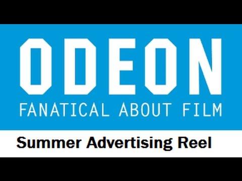 Odeon Cinema Advertising Reel Summer 2017 (Certificate 15)
