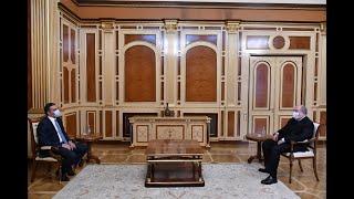 Արմեն Սարգսյանն ու Արման Թաթոյանը քննարկել են գերիների վերադարձի և այլ հարցեր