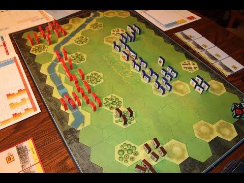 TDG at Play: Command & Colors: Napoleonics