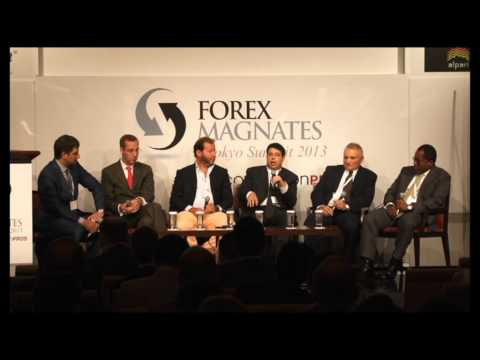 Foreign CEOs Discuss Approaching the Chinese Forex Market