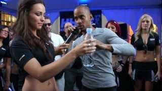 LIONISM: Water Bending w/ SEXY Promo GIrl