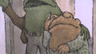 """Frog and Toad, """"Spring"""""""