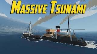 Stormworks - Massive Tsunami