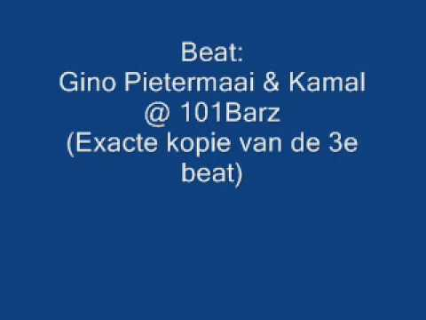 Gino Pietermaai en Kamal 101Bars (3e) Beat.