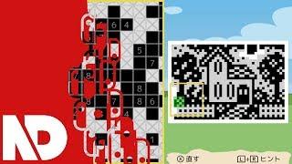 [eShop JP] Fill-a-Pix Deluxe –Demo