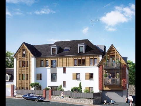 Groupe Arc - Programme immobilier neuf - Confidence à Dinard