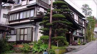 日帰り温泉 尾張から 野沢温泉 奈良屋旅館