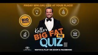 Kalle's Big Fat Pub Quiz III