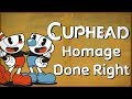 Peering into Cuphead: Modernizing the Classic Cartoon Style