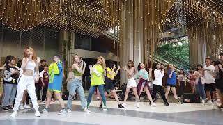【成都kpop路演舞台】TWICE  - FANCY(KPOP random dance限定团随机舞蹈秀)二队
