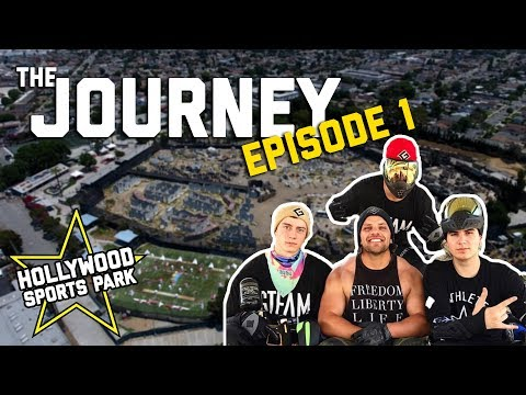 The Journey - EP. 1 featuring Chance Sutton, Anthony Trujillo, Christian Delgrosso & Bear Degidio