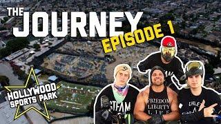The Journey - EP. 1 featuring Chance Sutton, Anthony Trujillo, Christian Delgrosso & Bear Degidio