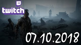 Stream vom 07.10.2018 – Hunt Showdown