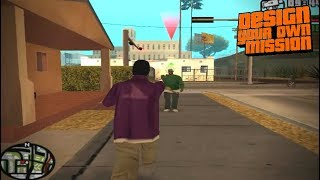 carl johnson from gta san andreas goes to the pawn shop