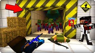 Открыл этот проход спустя 10 лет [ЧАСТЬ 52] Зомби апокалипсис в майнкрафт! - (Minecraft - Сериал)