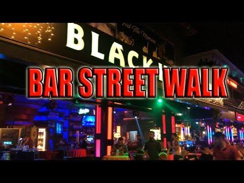 Bar Street Walk 2019 | Alanya Turkey