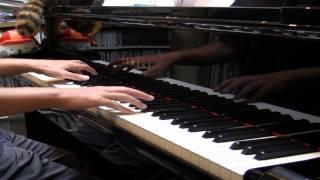 楽譜は、ヤマハの「月刊ピアノ2015年9月号」のものを 使いました。 瀧 ...