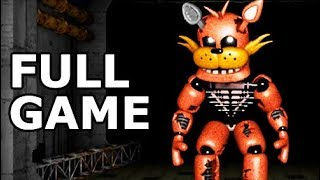 JOLLY 3: Chapter 1 & 2 - Full Game Walkthrough Gameplay & Ending (No Commentary) (FNAF Horror Game)