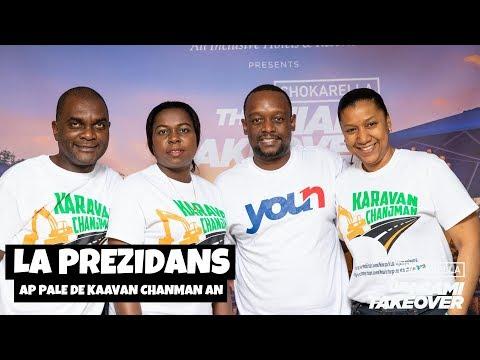 La Prezidans nan #chokarellaMiami