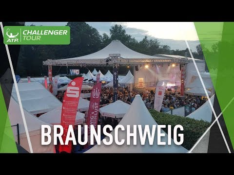 Thumbnail: Behind The Scenes At Braunschweig Challenger 2017