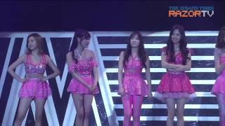 [HD] 131012 SNSD - Say Yes @ Singapore Girls & Peace Concert