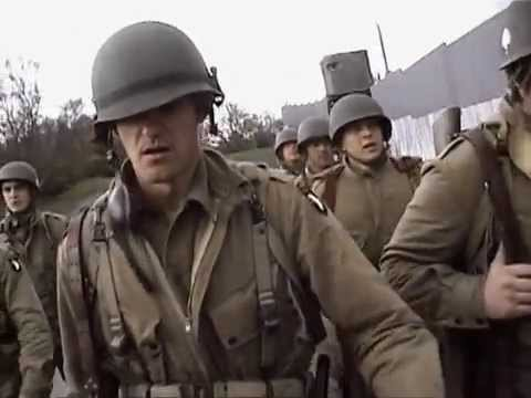 Ron Livingston's Band of Brothers Video diary: Part 612