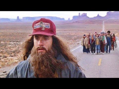FORREST GUMP (1994) Movie Trailer  Tom Hanks, Robin Wright, Gary Sinise