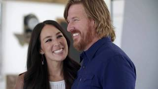 Chip and Joanna Gaines' SUCCESS Cover Shoot
