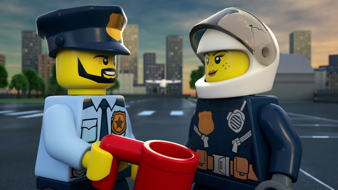 Lego City 2019 Sets Product Animations Compilation Fire Police